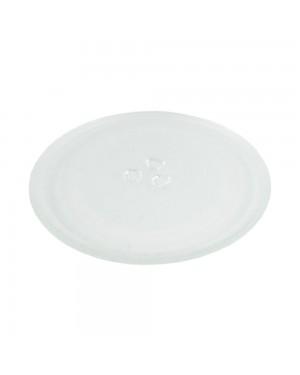 Prato para Microondas Encaixe Trevo 24 cm