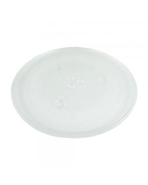 Prato para Microondas Encaixe Trevo 31,5 cm