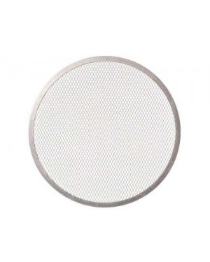 Tela para Pizza Alumínio Caparroz com 25 de Diâmetro
