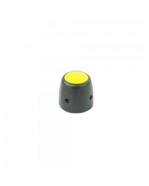 Peso para Panela de Pressão 4,5/7/10/13/18/22 Litros Eirilar Original Amarelo e Preto