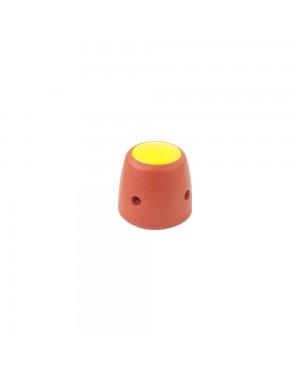 Peso para Panela de Pressão 4,5/7/10/13/18/22 Litros Eirilar Original Amarelo e Vermelho