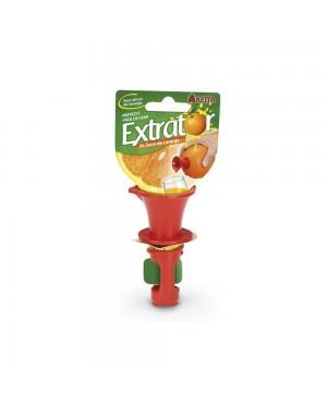 Extrator Manual de Suco de Laranja Keita Vermelho