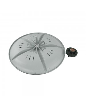 Agitador para Tanquinho Suggar Lavamax  Lavamatic 10 kg Cinza Com Cubo