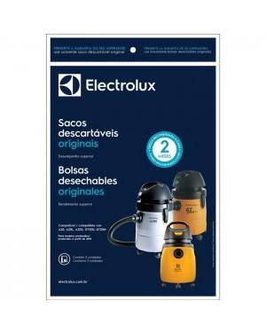 Filtro Aspirador de Pó Descartável Electrolux A20 / A20L / A20A / GT300 / GT30N Original