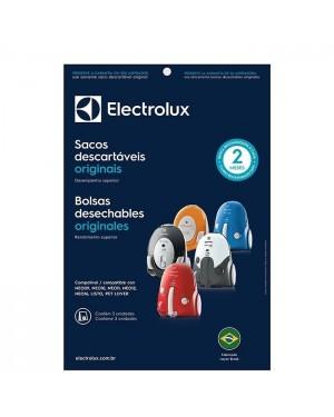 Sacos Aspirador de Pó Descartável Electrolux NEO09 / NEO10 / NEO11 / NEO12 / NEO16 / LISTO / PET LOVER   Original