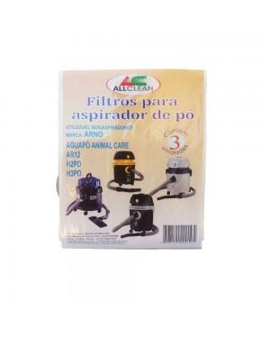 Sacos Aspirador de Pó Descartável Electrolux A20 / A20L / A20A / GT300 / GT30N Original