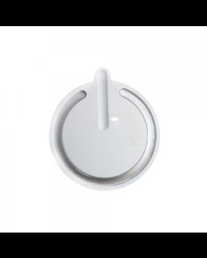 Botão Timer do Tanquinho Suggar 10Kg Original Branco e Prateado