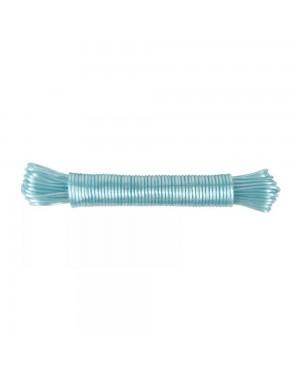 Corda Revestida P/ Varal 15M Mor Azul