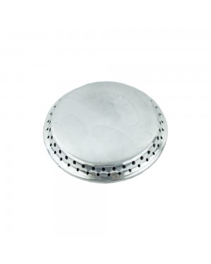 Bacia para Fogão Dako Conjugada Alumínio Tam. Pequena e Grande