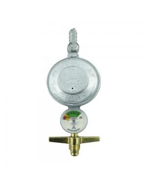 Registro/Regulador para Gás 504/01 com Manômetro Aliança