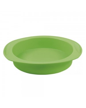 Forma Redonda de Silicone Mor Verde