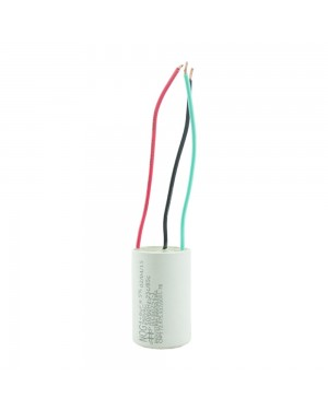 Capacitor Para Ventilador de Teto 4 + 6UF 3 Fios