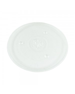 Prato para Microondas Encaixe Trevo 27 cm