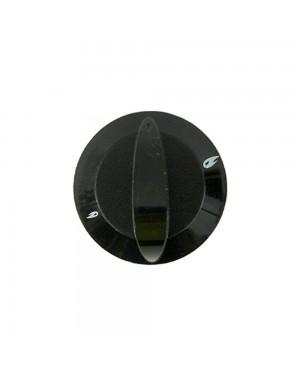 Botão do Tanquinho Eletrolux RM Preto Original