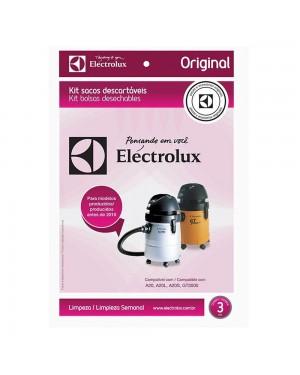 Filtro Aspirador de Pó Descartável Electrolux A20 / A20L / A20S / GT3000 Original