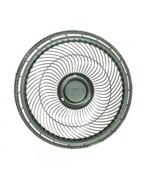 Hélice para Ventilador Philco Turbo Zes 30 cm Cinza 6 Pás