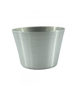 Forma para Bombocado Alumínio Gallizzi Tam. 1 a 4 c/ 12 Un