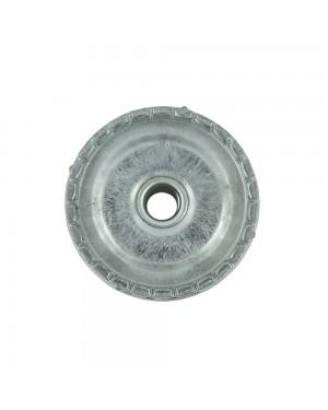 Sorvete para Fogão Esmaltec Moderno Dentado de Alumínio Tamanho Grande