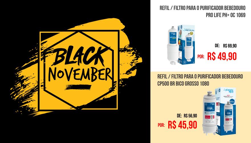 Black November Refil para purificador