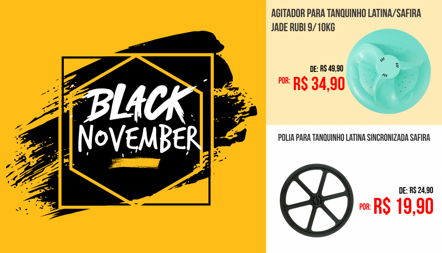 Black november tanquino Latina