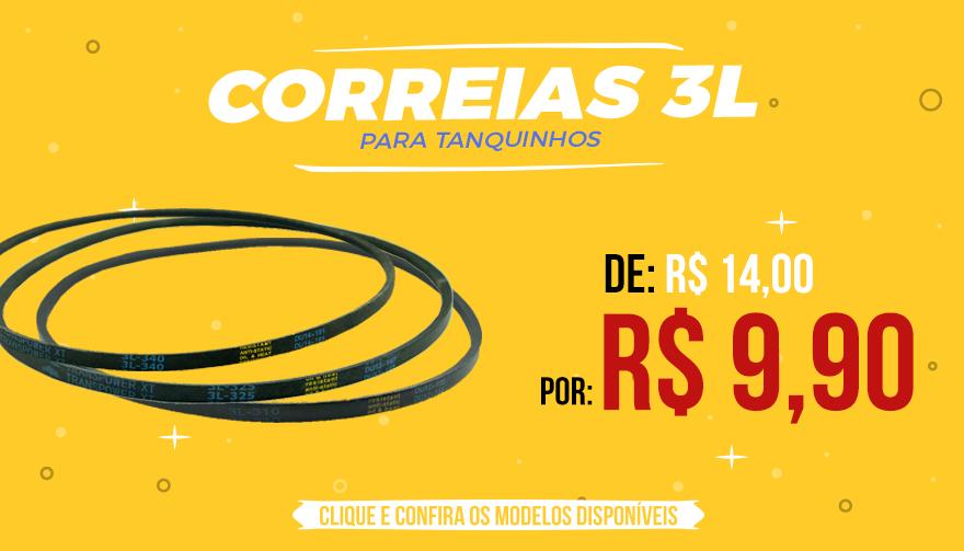 Correias 3L