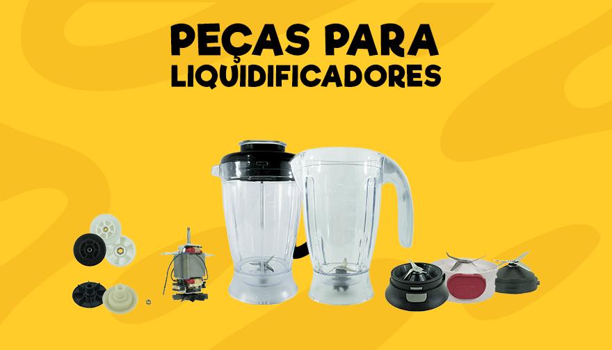 Peças para liquidificadores