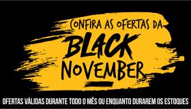 Confira as ofertas da black november